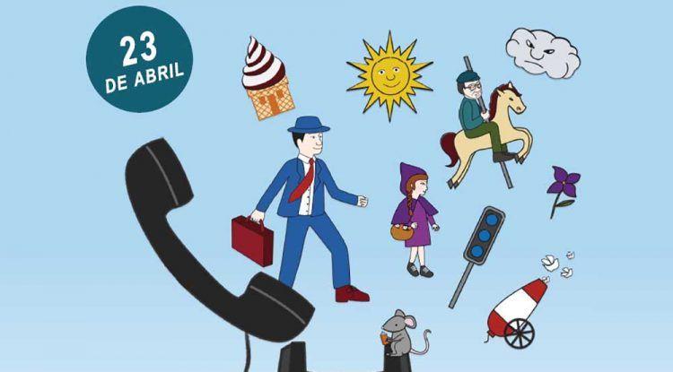 Día del Libro en familia: actividades online con las Bibliotecas Públicas de Málaga