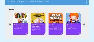 Cuentos y comics para descargar gratis para niños y adolescentes