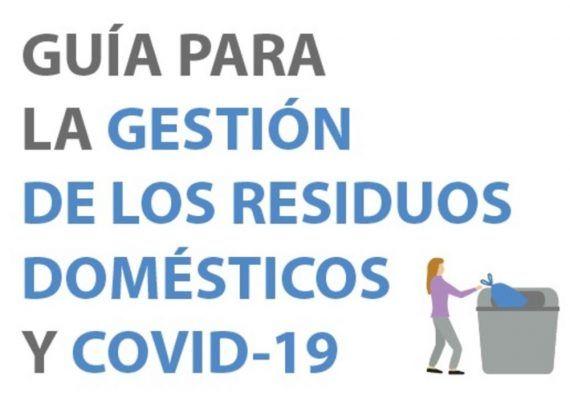 Cómo tratar tus residuos domésticos en tiempos de coronavirus con o sin afectados en casa