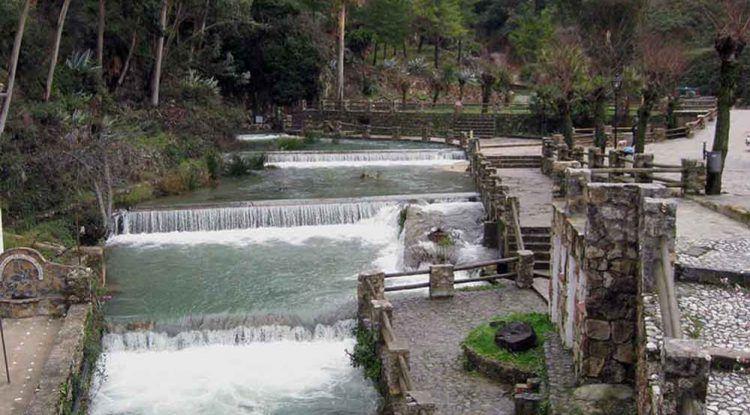 Excursión al pueblo Igualeja en familia: Nacimiento del río Genal