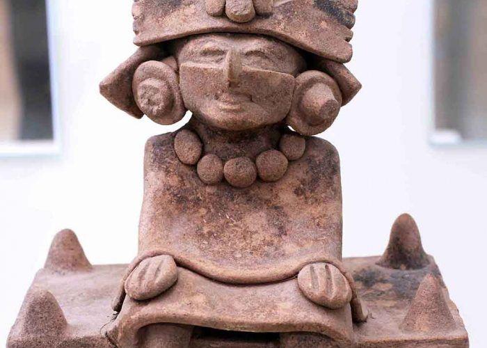 Viaje al pasado con niños en el Museo Precolombino de Benalmádena