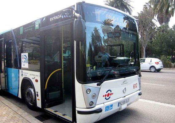 Consigue viajes gratis de autobús con EMT Málaga durante el confinamiento