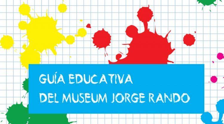 Actividades didácticas para niños en casa con el Museo Jorge Rando