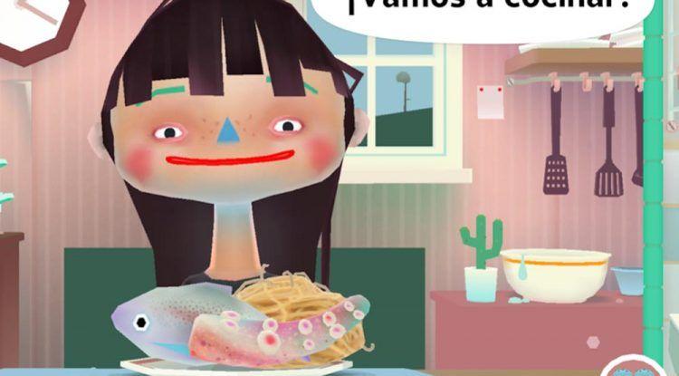 Aplicaciones de cocina gratis para jugar y aprender con niños