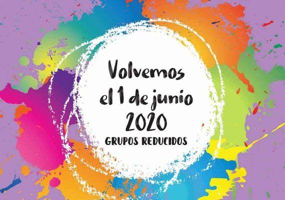 Artenanos reanuda las clases para niños en su Taller de Arte de Torremolinos