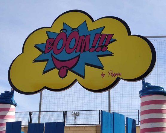Campamento de verano para niños en Boom by Poppins de Alhaurín de la Torre con medidas de prevención
