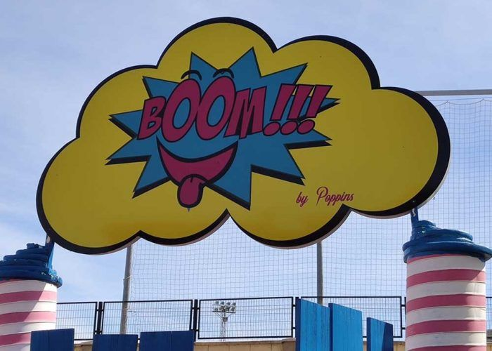 Campamento de verano para niños en Boom by Poppins (Alhaurín de la Torre) con medidas de prevención