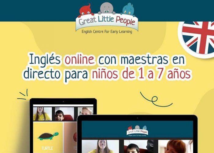 Clases de inglés online para bebés y niños con Great Little People