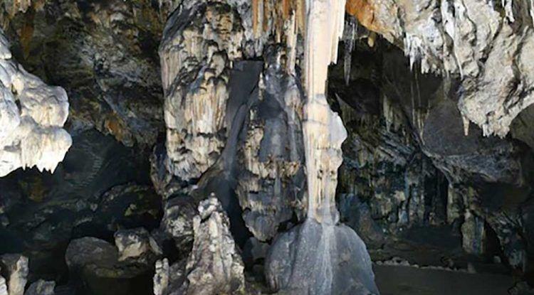 Cueva de Ardales: excursión en familia