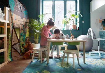 Juegos y actividades gratis para hacer con niños en casa con IKEA