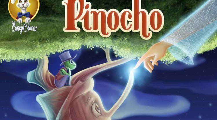 Karaoke y teatro para niños 'Pinocho' online y gratis con Jabetín Teatro este fin de semana