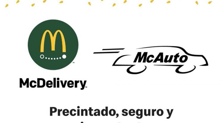 McDonald's Málaga abre sus restaurantes de Bahía Azul y CC Los Patios con pedidos para recoger y a domicilio
