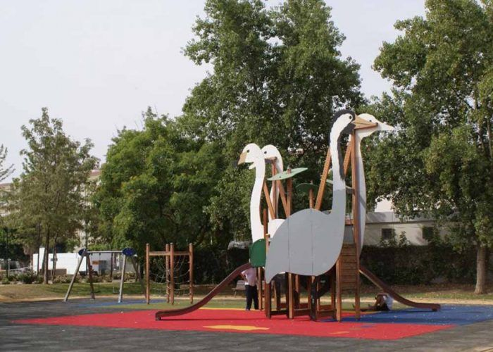 Mejores Parques Infantiles De Málaga Capital Para Disfrutar En Familia