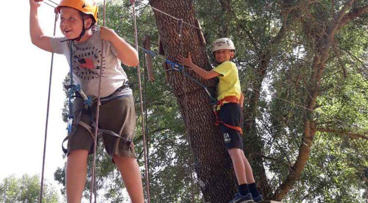 Molino de Madaura en Archidona: experiencia rural con aventuras en familia