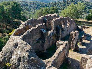 Visita con niños en Árdales (Málaga): Las ruinas de Bobastro