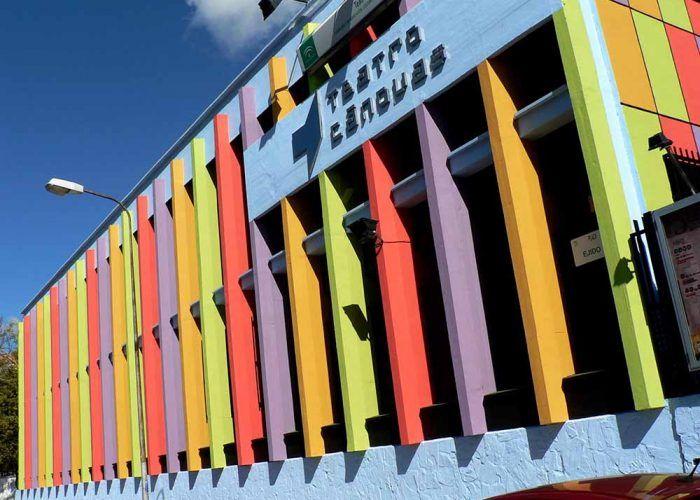 Teatro Cánovas de Málaga: espacio cultural con espectáculos para todas las edades
