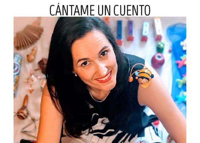 Último 'Cántame un cuento' para niños del confinamiento con Aida Laut en Instagram