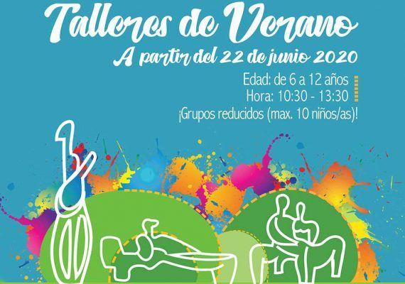 Campamento de verano sobre arte y escultura con Artenanos en Torremolinos
