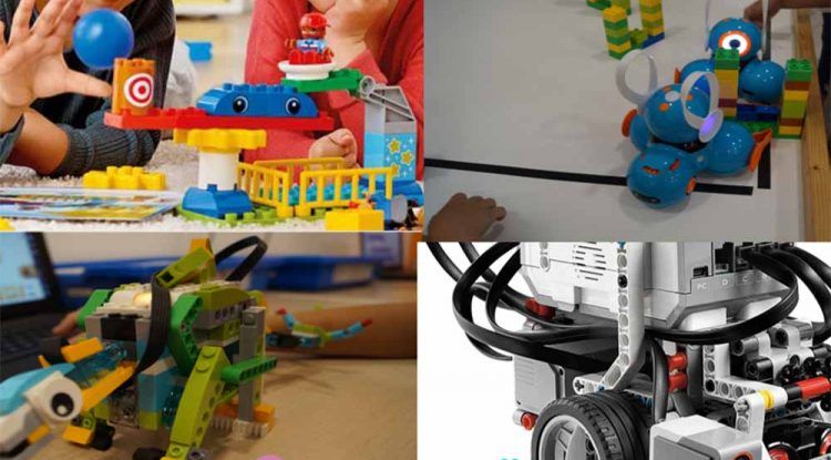 Campamento de verano con Edukative Málaga: robótica y tecnología en inglés para niños