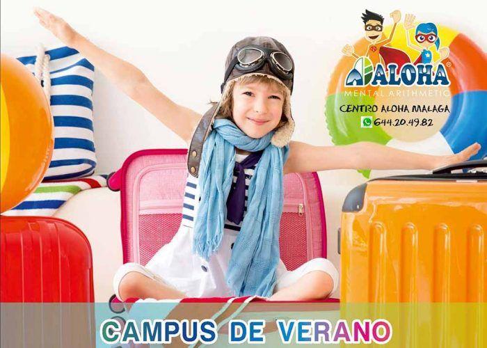 Campamento de verano para niños con Aloha Málaga en Teatinos y Arroyo de la Miel