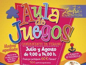 Campamento de verano en Teatinos (Málaga): juegos para niños con La Máquina Imaginaria