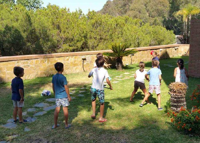 Campamentos de verano privados en urbanizaciones de Málaga con SportisLive