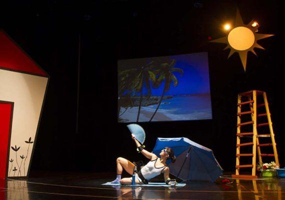 Circo, danza y teatro para niños este julio en el Teatro Echegaray de Málaga