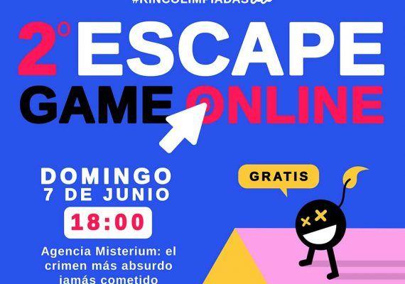 Scape room virtual gratis para concienciar contra las drogas