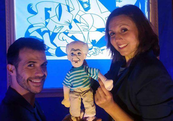 Espectáculos gratis de artes escénicas para niños en los distritos de Málaga