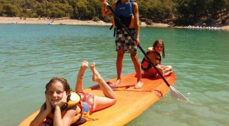 Actividades al aire libre en familia y con niños este verano en El Chorro (Málaga)