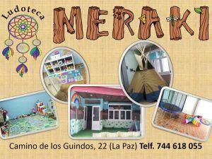 Ludoteca Meraki en Málaga: actividades didácticas para niños basadas en el juego