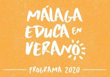 'Málaga Educa en Verano': espectáculos, talleres y visitas gratis para toda la familia