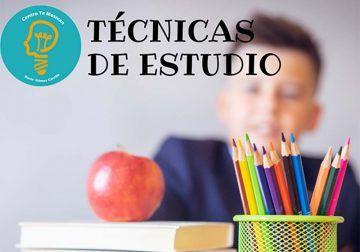 Técnicas de estudio para niños y niñas con el Centro Te Motivan de Málaga