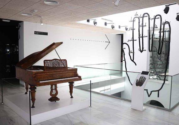 Museo Interactivo de la Música (MIMMA): Actividades con niños en Málaga