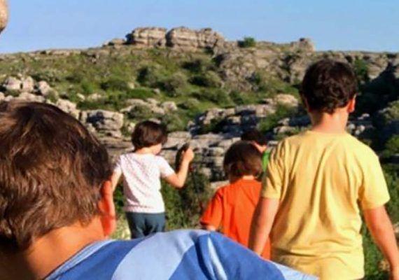 El Torcal de Antequera ofrece este verano visitas guiadas personalizadas a familias