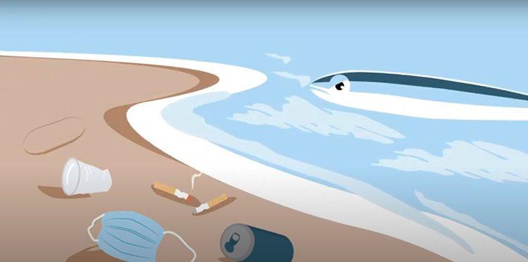 Nueva campaña de verano para mantener limpia las playas de Málaga