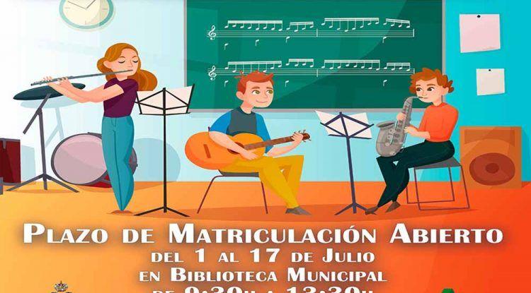 Escuela de música para niños en Alhaurín el Grande