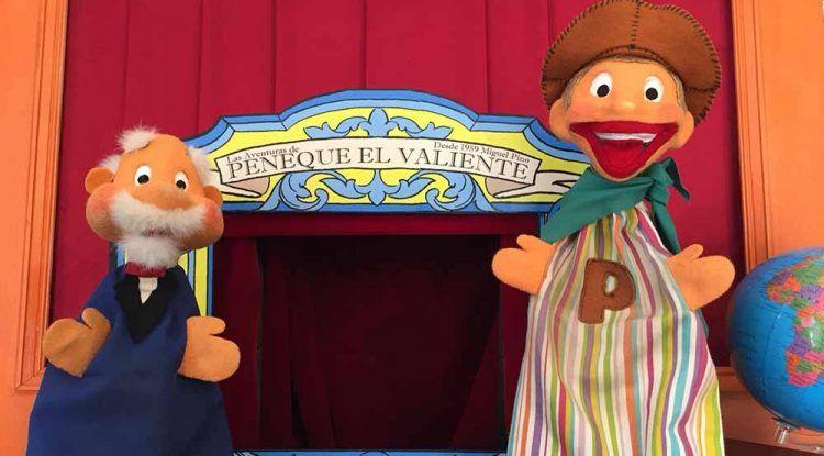 VIII Festival de Títeres y Teatro gratis para niños en Rincón de la Victoria