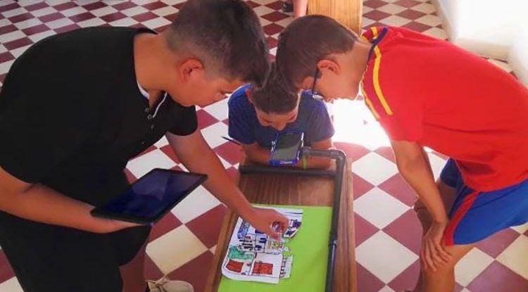 Taller infantil de cine y teatro gratis en la Casa Gerald Brenan de Churriana