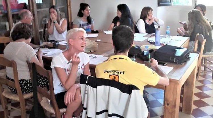 Taller de escritura gratis para adolescentes y adultos en la Casa Gerald Brenan de Churriana