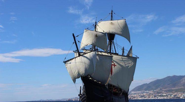 Visita en familia la Nao Victoria, réplica del navío que dio la primera vuelta al mundo