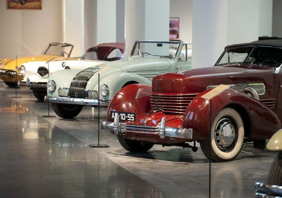 Talleres creativos los sábados en el Museo Automovilístico y de la Moda de Málaga