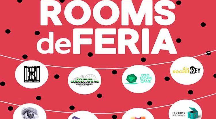 Escape rooms en Feria: ocio alternativo y con descuentos para toda la familia
