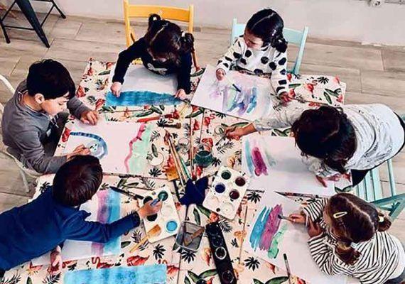 Campamento de verano en inglés para niños con el método Fun Fam en Rincón de la Victoria (Málaga)