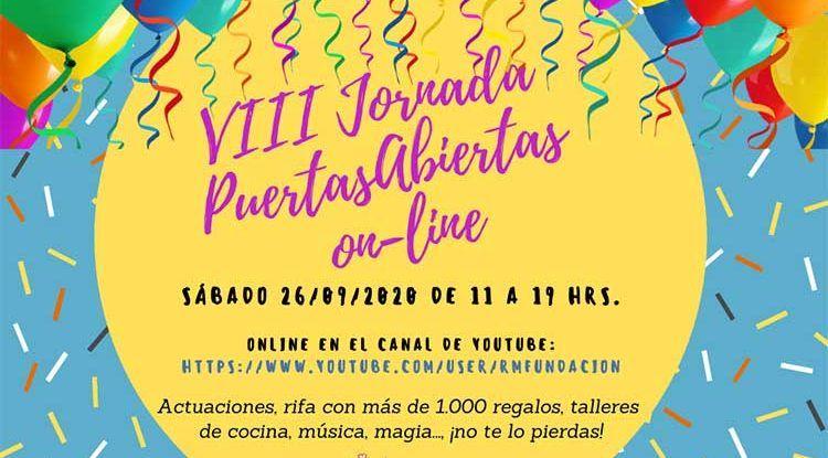 Jornada de puertas abiertas online de la Casa Ronald McDonald Málaga