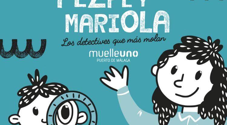 Misterios y acertijos para jugar en Muelle Uno Málaga con toda la familia
