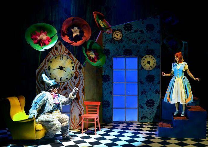 Espectáculos para niños durante enero y febrero en el Teatro Cervantes (Málaga)