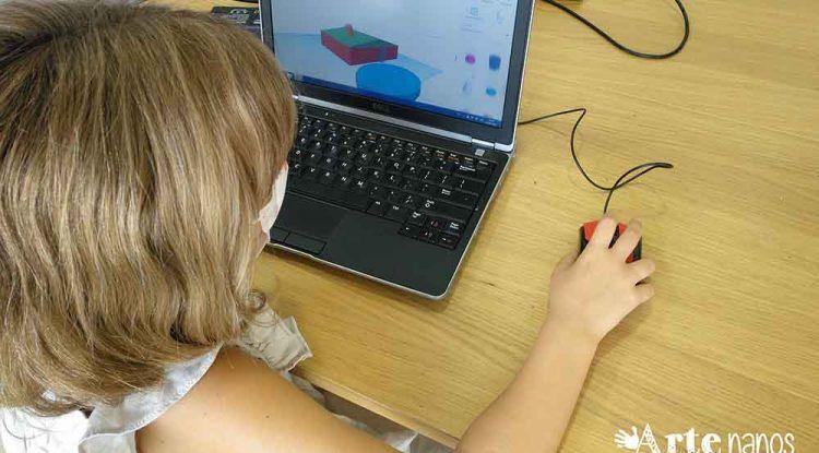 Clases online de arte y diseño gráfico para niños y adolescentes con Artenanos