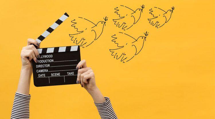 Taller infantil de videocuentos con Minichaplin en La Térmica Málaga