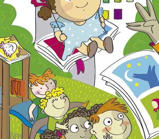 ⇨ Cuentacuentos gratis para niños este otoño en los parques de Cruz  Humilladero (Málaga)
